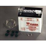 Akumulator rozruchowy YUASA 12N24-3A