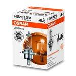 Żarówka (pomocnicza) HS1 OSRAM Standard - karton 1 szt., do motocykli