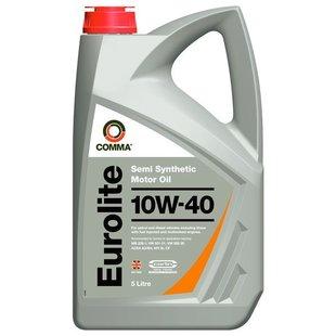 Olej COMMA Eurolite 10W40, 5 litrów