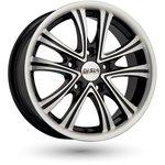 """Felga Aluminiowa 15"""" DISLA Evolution BLACK DIAMOND 5x100"""