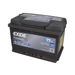Akumulator EXIDE PREMIUM 77Ah 760A P+