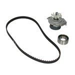 Rozrząd komplet (pasek + rolka + pompa wody) HEPU PK00940