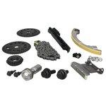 Rozrząd komplet (łańcuch + elementy) FEBI 33045