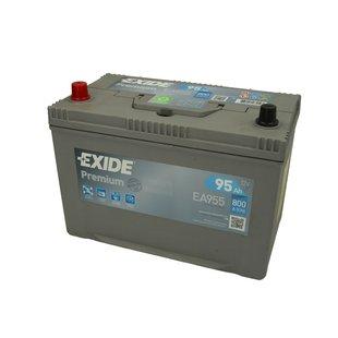 Akumulator EXIDE PREMIUM 95Ah 800A L+