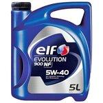 Olej silnikowy ELF EVO 900 NF 5W40 5L