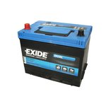 Akumulator EXIDE DUAL 80Ah 350Wh L+