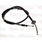 Linka hamulca ręcznego YAZUKA C72080