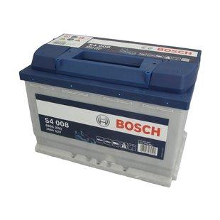 Akumulator BOSCH S4 74Ah 680A P+
