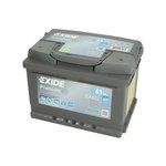 Akumulator EXIDE PREMIUM EA612 - 61Ah 600A P+