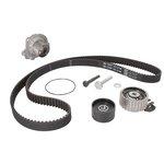 Zestaw paska rozrządu + pompa cieczy chłodzącej PowerGrip® GATES KP25650XS