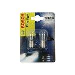 Żarówka (pomocnicza) P21/5W BOSCH Pure Light - blister 2 szt., cokołowa