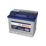 Akumulator BOSCH SILVER S4 005 - 60Ah 540A P+