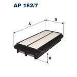 Filtr powietrza FILTRON AP 182/7