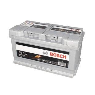 Akumulator BOSCH S5 85Ah 800A P+