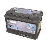 Akumulator EXIDE PREMIUM EA722 - 72Ah 720A P+