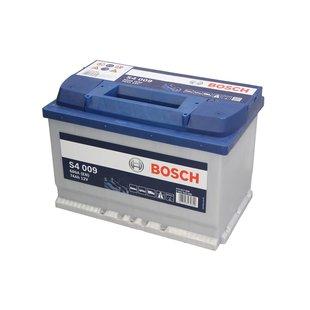 Akumulator BOSCH SILVER S4 009 - 74Ah 680A L+