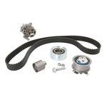 Zestaw paska rozrządu + pompa cieczy chłodzącej PowerGrip® GATES KP15607XS-1