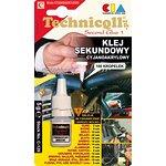 Klej sekundowy TECHNICQLL Second Glue 1, 5 gram