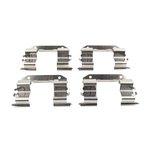 Zestaw montażowy klocka hamulcowego QUICK BRAKE 109-1182