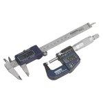 Zestaw narzędzi pomiarowych SEALEY SEA AK9637D