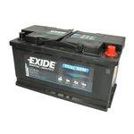 Akumulator EXIDE DUAL AGM 95Ah 800Wh P+