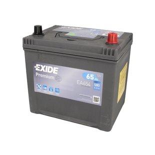 Akumulator EXIDE PREMIUM 65Ah 580A P+