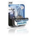 Żarówka (halogenowa) H4 PHILIPS BlueVision Ultra - blister 1 szt.