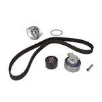 Zestaw paska rozrządu + pompa cieczy chłodzącej PowerGrip® GATES KP15581XS