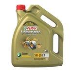 Olej CASTROL VECTON Fuel Saver E4/E7 5W30, 5 litrów