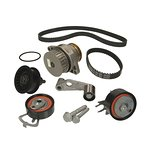 Rozrząd kpl. (pasek + rolka + pompa wody) HEPU PK05580
