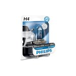 Żarówka (halogenowa) H4 PHILIPS WhiteVision - blister 1 szt.