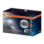 Lampy przeciwmgłowe OSRAM LEDriving FOG PL - srebrne