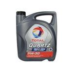 Olej TOTAL Quartz INEO ECS 5W30, 5 litrów