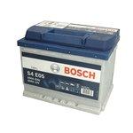 Akumulator BOSCH SILVER S4 0 092 S4E 050 - 60Ah 560A P+