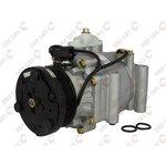 Kompresor klimatyzacji NISSENS 89071