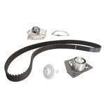 Zestaw paska rozrządu + pompa cieczy chłodzącej PowerGrip® GATES KP15610XS