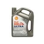 Olej SHELL Helix Ultra 0W30 ECT C2/C3, 4 litry