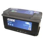 Akumulator EXIDE EXCELL EB852 - 85Ah 760A P+