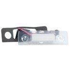 Lampa oświetlenia tablicy rejestracyjnej M-TECH CLP022