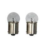 Żarówka (pomocnicza) R10W BOSCH Pure Light - blister 2 szt., cokołowa