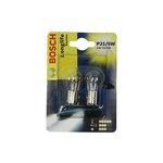 Żarówka (pomocnicza) P21/5W BOSCH Longlife Daytime - blister 2 szt., cokołowa