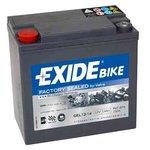 Akumulator rozruchowy EXIDE GEL12-14