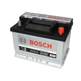 Akumulator BOSCH SILVER S3 004 - 53Ah 500A P+