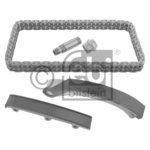 Rozrząd komplet (łańcuch + elementy) FEBI 30444