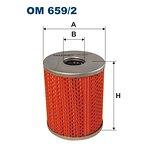 Filtr oleju FILTRON OM659/2