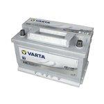 Akumulator VARTA SILVER DYNAMIC E38 - 74Ah 750A P+