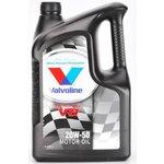 Olej VALVOLINE VR1 Racing 20W50, 5 litrów