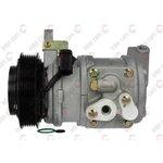 Kompresor klimatyzacji NISSENS 89087