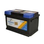 Akumulator CARTECHNIC ULTRA POWER 72Ah 680A P+