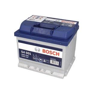Akumulator BOSCH S4 44Ah 440A P+